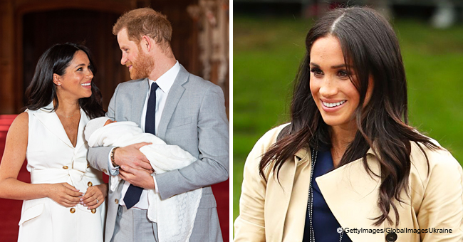 Here's the Possible Meaning behind the Royal Newborn Baby's Name
