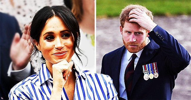 Meghan Markle & Prince Harry Are Reportedly Working on New Projects & Planning New Trips