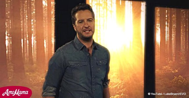 Luke Bryan shares uplifting 'Most People Are Good' video. Be careful, you may cry