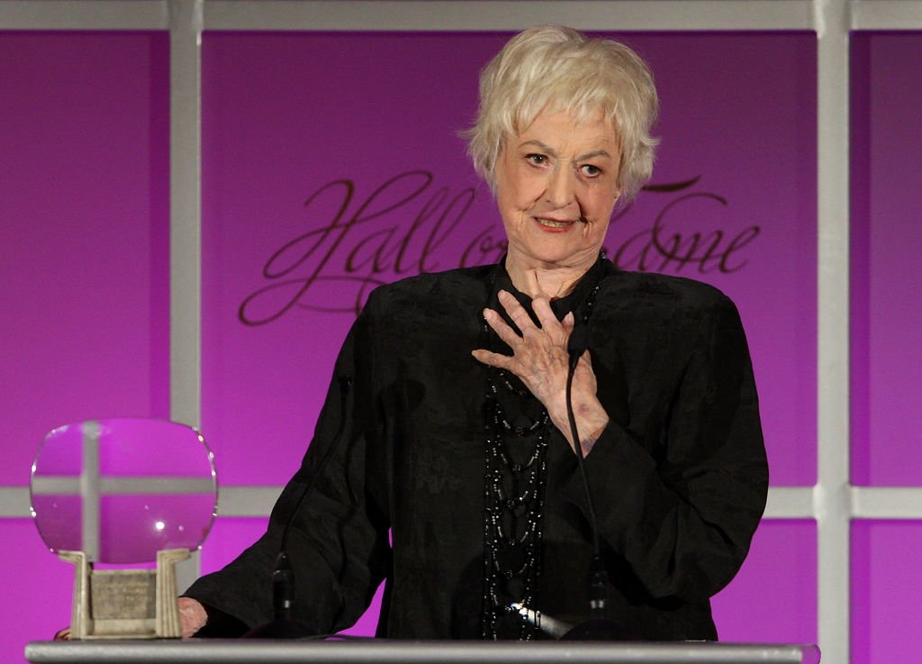 Bea Arthur at the Beverly Hills Hotel on December 9, 2008 in Beverly Hills, California | Source: Getty Images