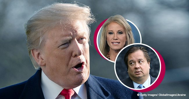 Donald Trump Calls Kellyanne Conway's Husband a 'Total Loser' Following His Mocking Tweets