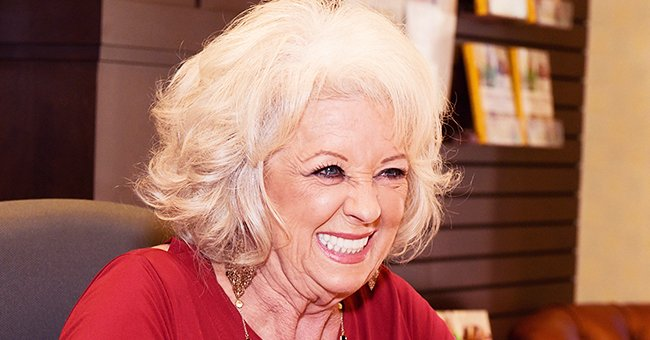 Paula Deen's Daughter-In-Law Claudia Shares Pic of 1st Time She & Husband Were Able to Take a Photo with Their Triplets in the NICU
