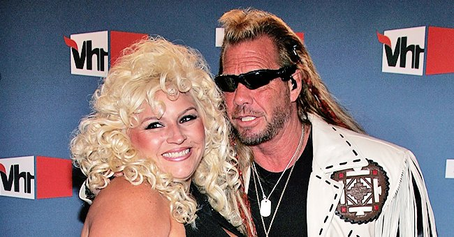 Duane 'Dog' Chapman Shares Photo of Deer That Was Taken by Late Wife Beth at Their Colorado Home