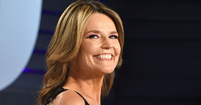 'Today's Savannah Guthrie Questions If Blondes Really Have More Fun as She Debuts a New Hairdo