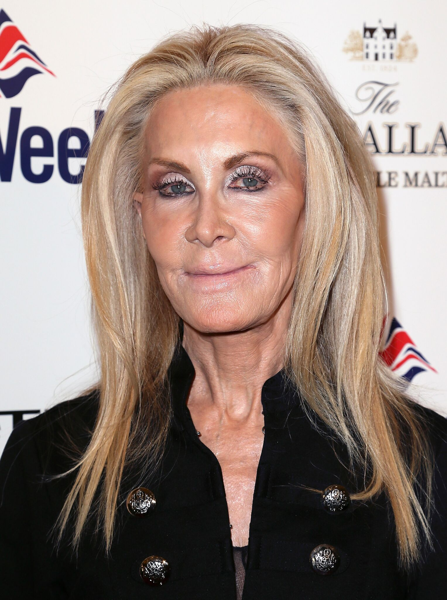 "Joan Van Ark attends BritWeek's 10th Anniversary with a performance of ""Muder, Lust and Madness"" at the Wallis Annenberg Center 