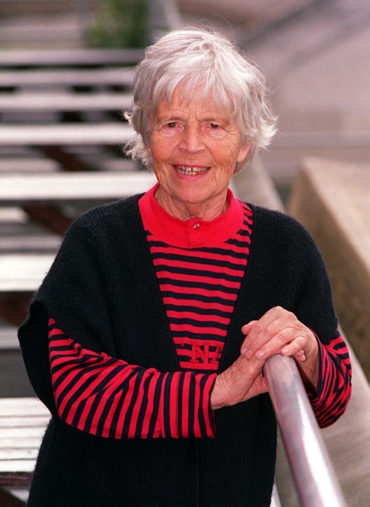Patricia Hayes. I Image: Getty Images.