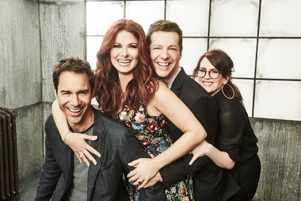 "Sean Hayes, Eric McCormack, Debra Messing, Megan Mullally, ""Will & Grace"" 