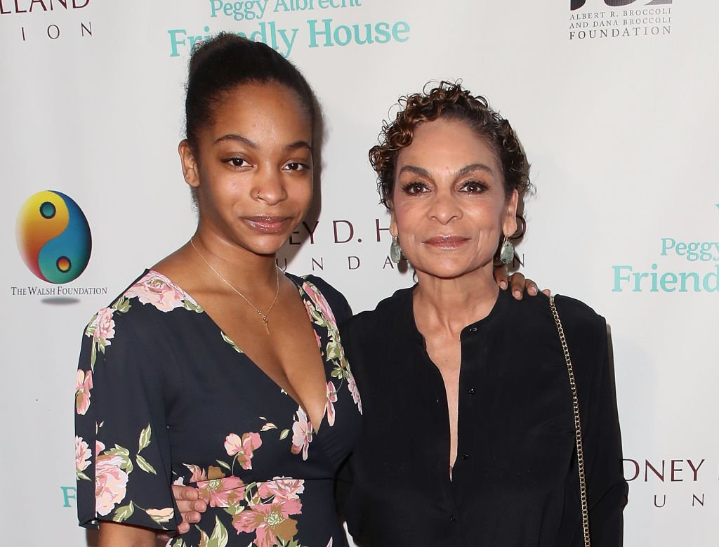 Imani Duckett and Jasmine Guy attend the Peggy Albrecht Friendly House's 29th Annual Awards Luncheon on October 27, 2018 | Photo: GettyImages