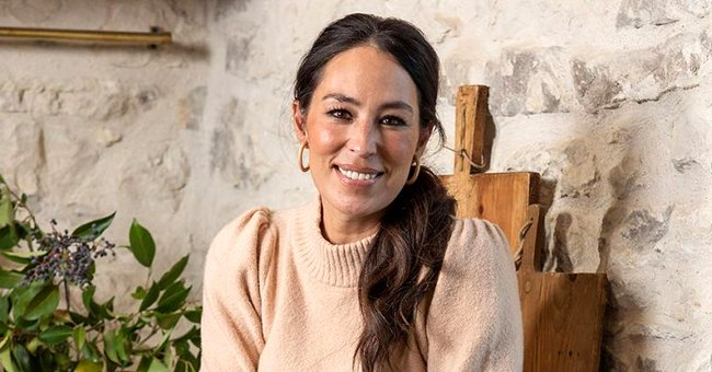 See the Sweet Throwback Photo Joanna Gaines Posted with Her Husband Chip on Valentine's Day