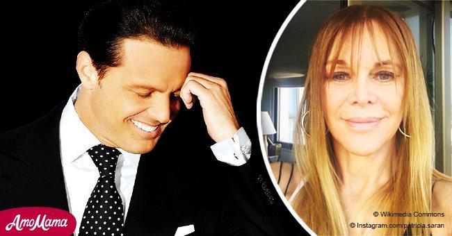 Cantante argentina expuso romance con Luis Miguel y dijo que es la persona más triste que conoce