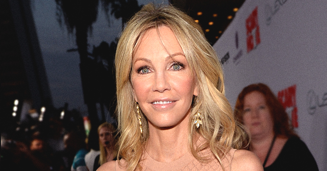 Heather Locklear Reportedly Goes Back to Rehab for Alcohol and Mental Health Issues