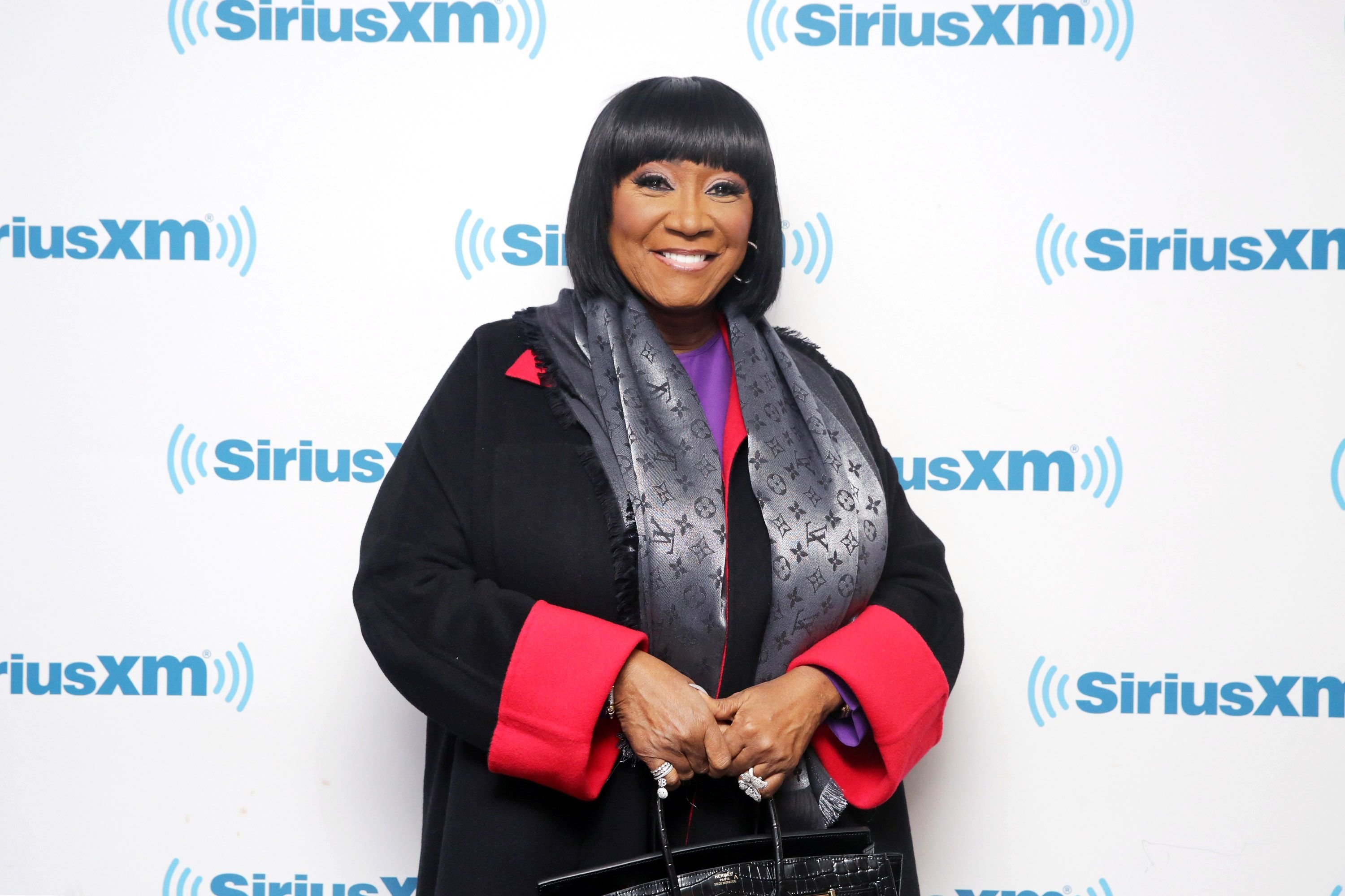 Patti LaBelle at SiriusXM Studios on March 20, 2018. | Photo: Getty Images