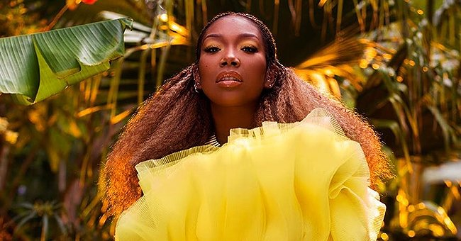 Brandy Credits Her Daughter Sy'rai for Saving Her Life during Her Darkest Moment of Depression