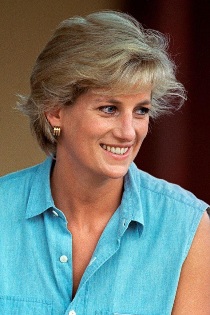 Late Princess Diana, mother of Prince William and Prince Harry, during a trip to Luanda, Angola | Photo: Tim Graham Photo Library via Getty Images