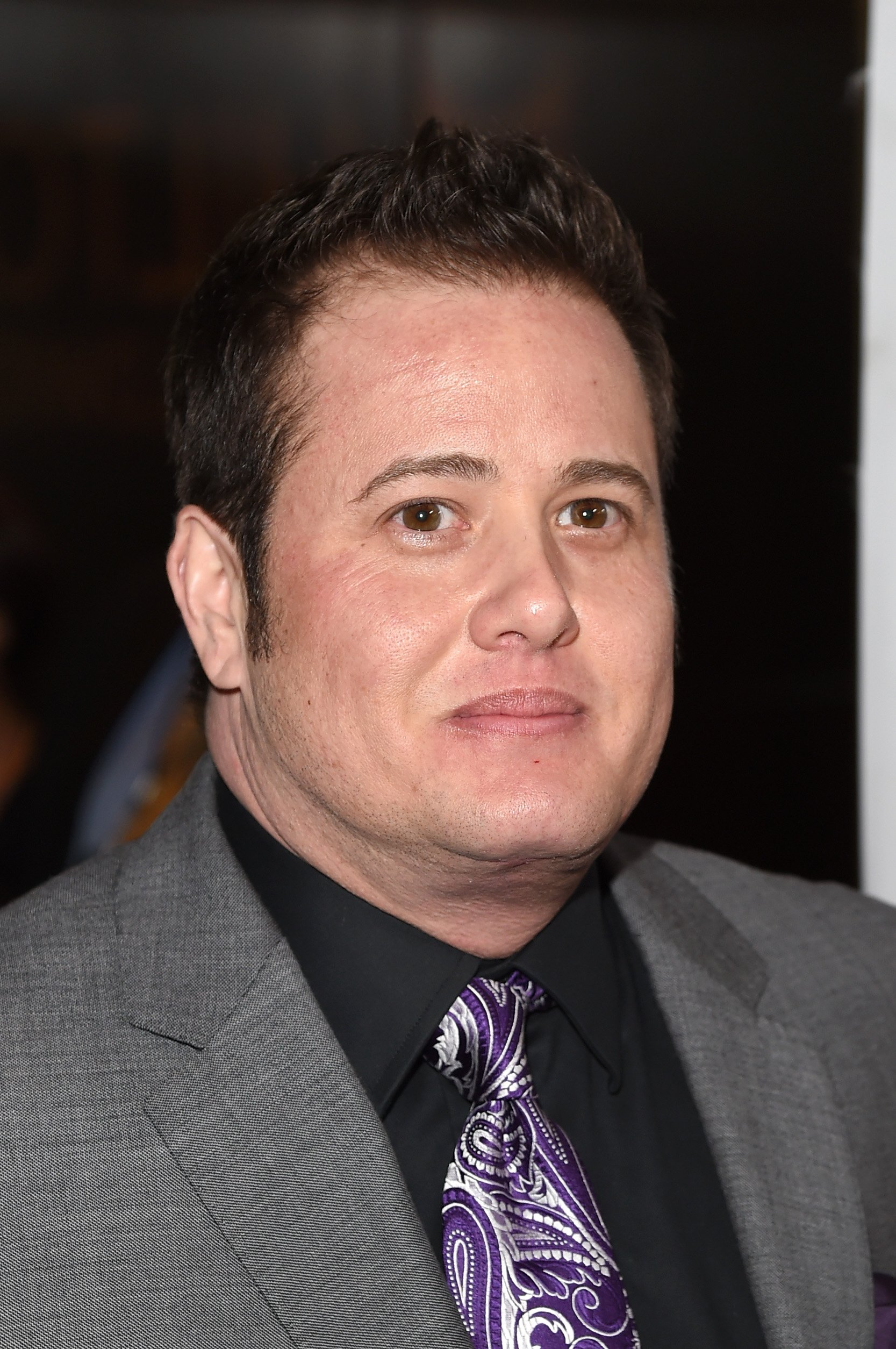 Chaz Bono attends the 25th Annual GLAAD Media Awards at The Beverly Hilton Hotel on April 12, 2014 | Photo: GettyImages
