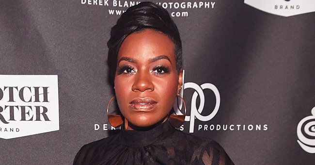 Fantasia Barrino's Daughter Zion Flaunts Long Lashes and Looks like Mom in a Video