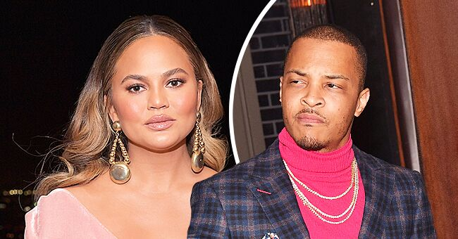 Chrissy Teigen of 'Bring the Funny' Slams Rapper TI after Controversial Remarks about Daughter Deyjah's Gynecologic Visits