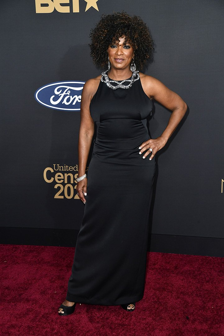 Vanessa Bell Calloway attends the 51st NAACP Image Awards, Presented by BET, at Pasadena Civic Auditorium on February 22, 2020 in Pasadena, California. I Image: Getty Images.
