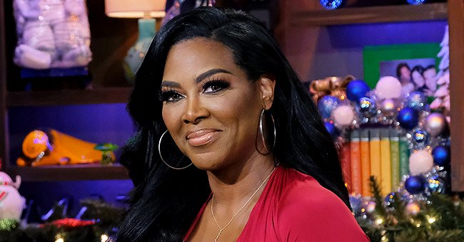 See the Sweet Present Kenya Moore's Daughter Brooklyn Received When She Meet Her Aunt Lisa