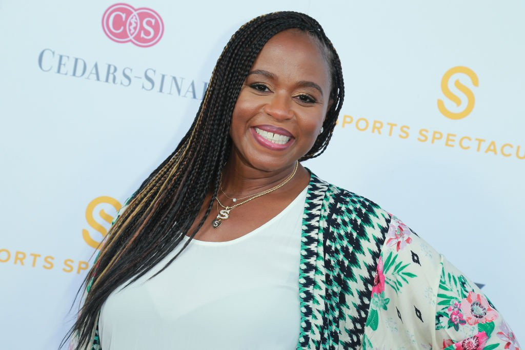Shante Broadus attends the 33rd Annual Cedars-Sinai Sports Spectacular Gala on July 15, 2018  | Photo: Getty Images