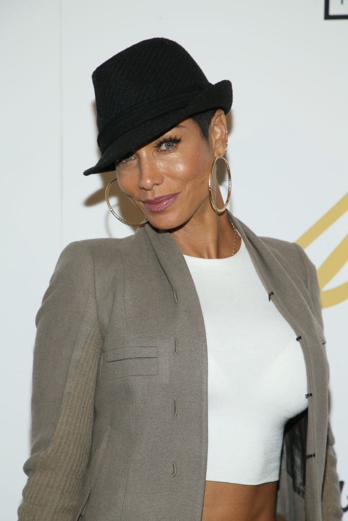 Nicole Murphy attends the Eddie Murphy X ARTUS Gallery Exhibition opening night on February 20, 2020. | Photo: Getty Images
