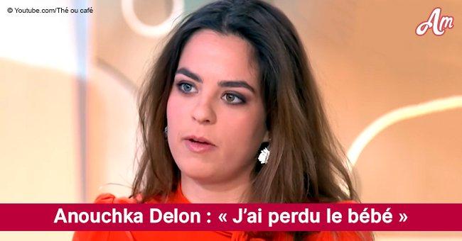 """""""C'est injuste!"""" Anouchka Delon confesse la perte de son enfant l'été dernier"""