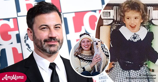 Jimmy Kimmel S Eldest Daughter Katie Is All Grown Up And Looks So Much Like Her Famous Dad Jimmy kimmel's chat show turned into a rather awkward episode on thursday night. jimmy kimmel s eldest daughter katie is
