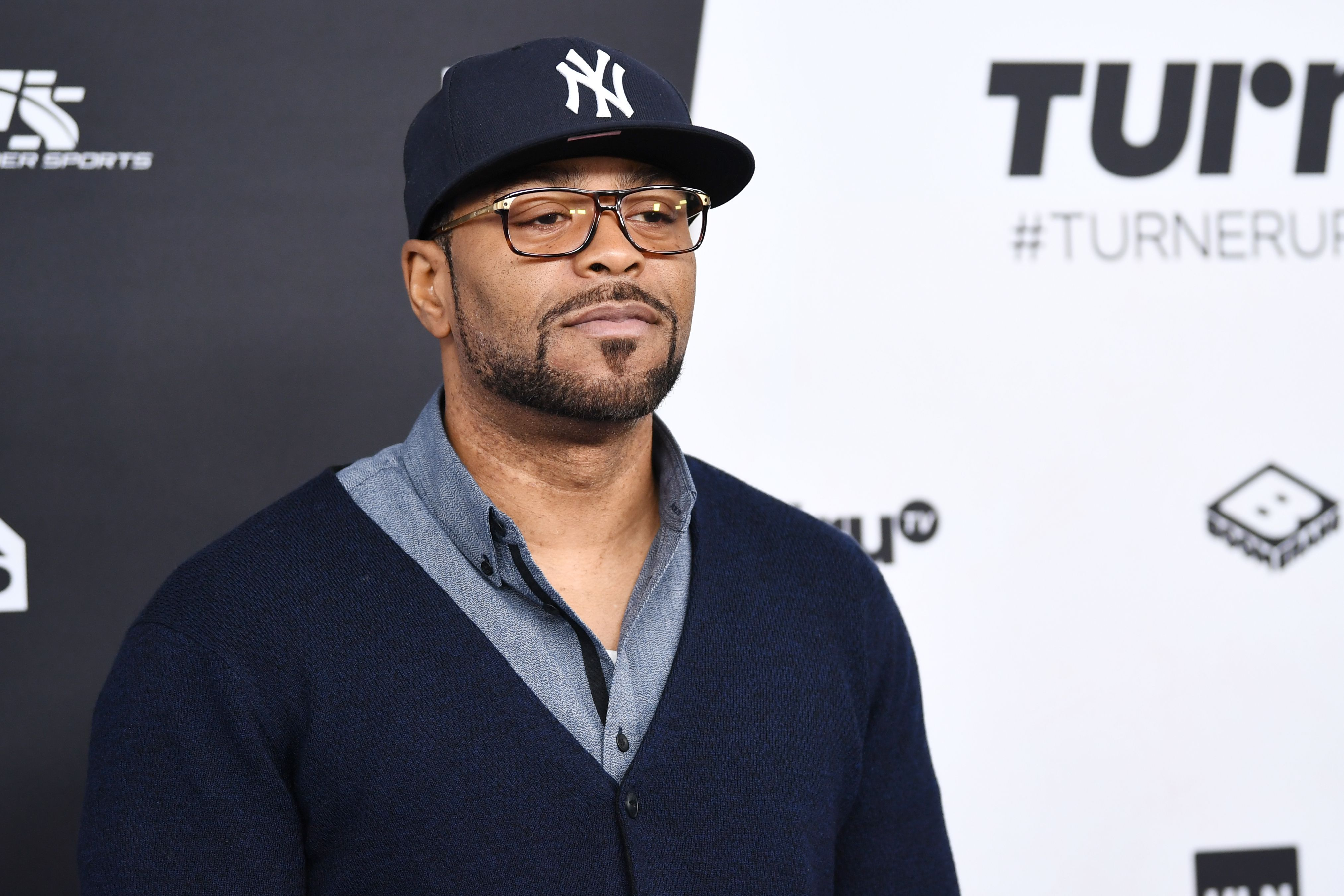 Method Man at the Turner Upfront 2018 red carpet in 2018 in New York City | Source: Getty Images