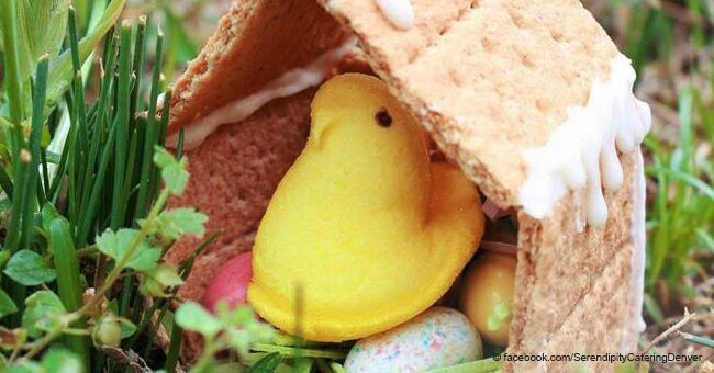 How to Make Adorable 'Peep' Houses for Easter