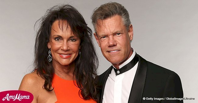 Doctors told Randy Travis' wife to give up, but she chose to save her husband's life