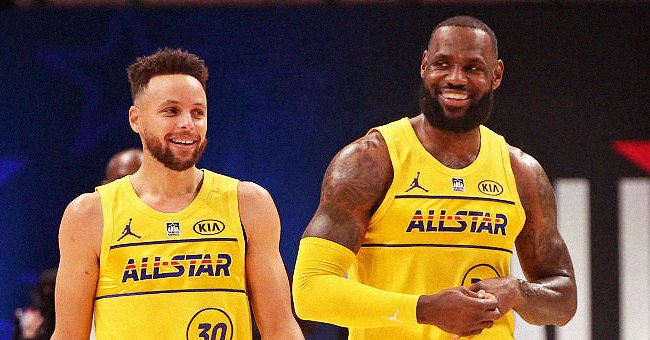 Here's What LeBron James & Steph Curry Said about Each Other after Playing on the Same Team