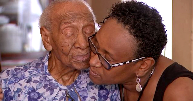 111-Year-Old Atlanta Resident Willie Mae Hardy Reveals Her Secret to Longevity