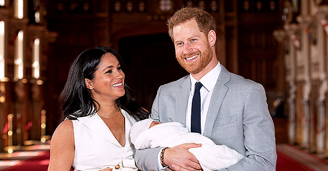 Meghan Markle & Prince Harry 'Are Very Much Looking Forward' to Their Arrival in Africa with Baby Archie