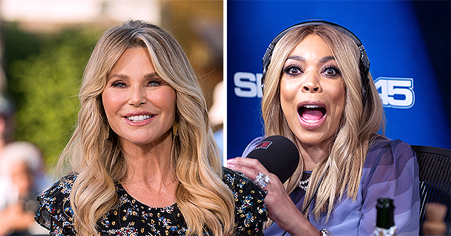 Former DWTS Contestant Christie Brinkley Appears to Slam Wendy Williams by Posting Hospital Pics of Her Arm Injury