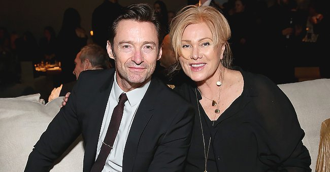 Hugh Jackman Admits He and Deborra-Lee Furness Have Gotten Closer Amid Lockdown
