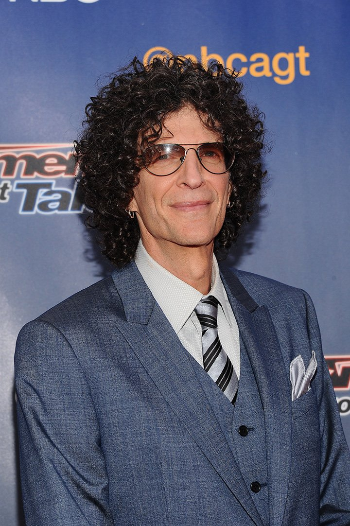 """Howard Stern attends the """"America's Got Talent"""" Season 9 Pre Show Red Carpet Event at Radio City Music Hall on July 29, 2014 in New York City. I Image: Getty Images."""