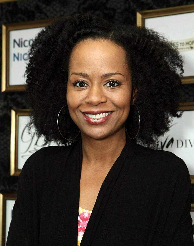 Actress Tempestt Bledsoe at GBK's Oscars Gift Lounge 2013 - Day 1 at Sofitel Hotel on February 22, 2013   Photo: Getty Images