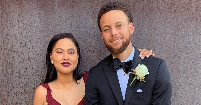 Ayesha and Stephen Curry's Son Canon Sticks His Tongue out at Dad in a Sweet Photo