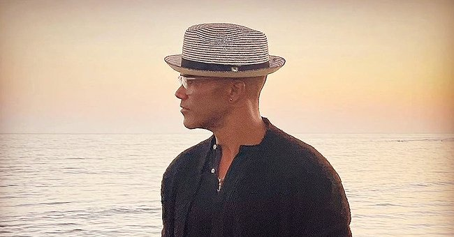 Shemar Moore Celebrates His 51st Birthday with a Photo of Himself Posing In Front of the Sea