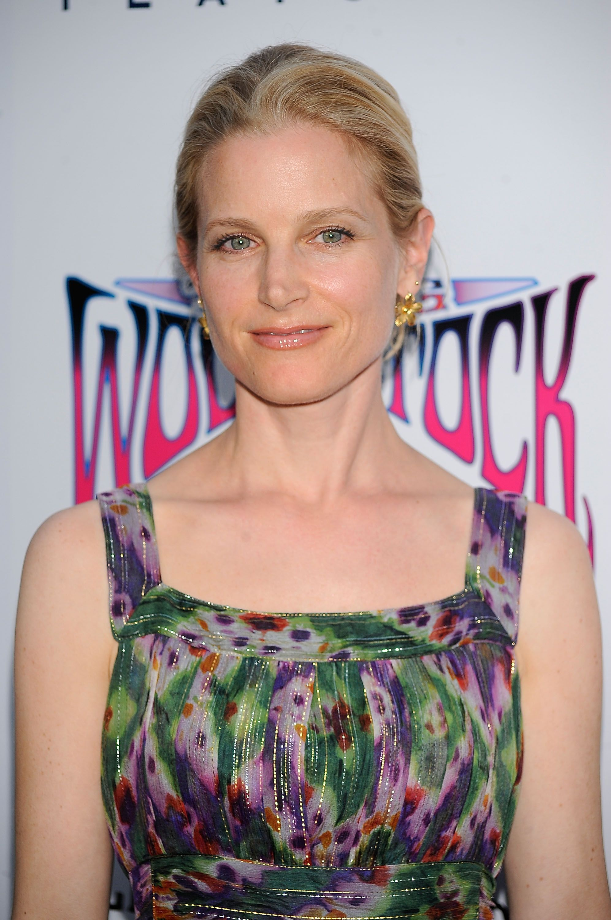 "Actress Bridget Fonda at a screening of ""Taking Woodstock"" in 2009 in Los Angeles, California 