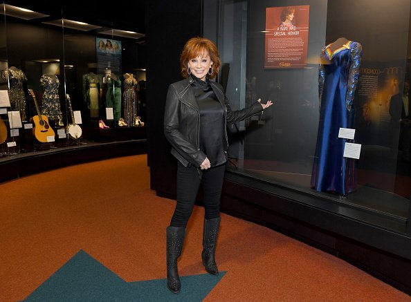 Reba McEntire attends the Country Music Hall of Fame and Museum's new exhibition, American Currents: The Music of 2018, on March 5, 2019, in Nashville, Tennessee. | Source: Getty Images.