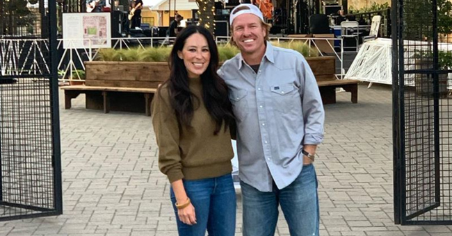 Joanna Gaines of 'Fixer Upper' Shares New Photo of Her & Chip's Toddler Son Crew Enjoying Tea Time