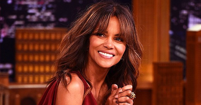 Halle Berry Leaves Little to Imagination Posing in Black Underclothes as She Hits 6M Followers on IG