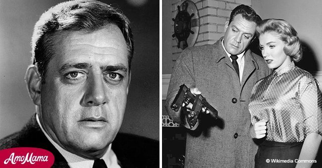 'Perry Mason' Star Raymond Burr Hid His Sexuality and Lived a Life of Lies