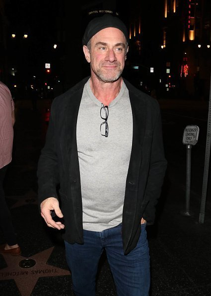 Christopher Meloni on November 22, 2019 in Los Angeles, California. | Photo: Getty Images