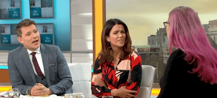 Quelle: YouTube/Good Morning Britain