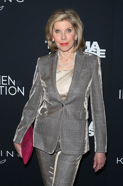 Christine Baranski at Museum of Modern Art on January 28, 2020 in New York City. | Photo: Getty Images