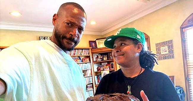 Marlon Wayan Shows Appreciation to Niece Chaunté Who Baked Him a Cake on His Birthday — See the Cake Here