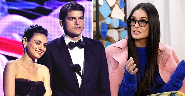 Ashton Kutcher Is Reportedly Ignoring Ex-Wife Demi Moore's Revealing Memoir 'Inside Out' and Has Moved On