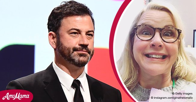 Jimmy Kimmel Was Married To His First Wife Gina Maddy For 14 Years And They Have Two Children Together Последние твиты от kevin kimmel (@kevinkimmel). married to his first wife gina maddy